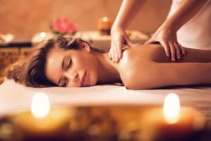 Sou candle massage