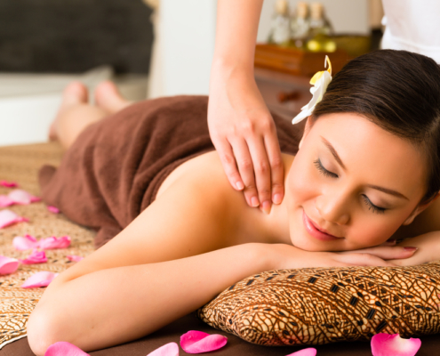 Body Massage at Home